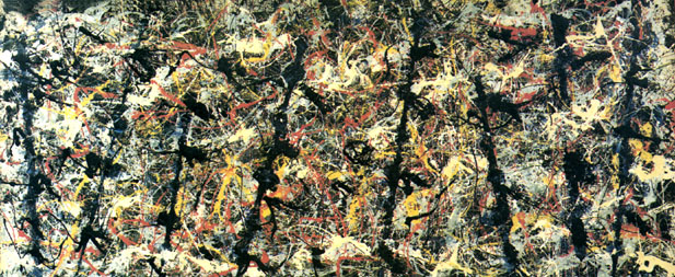 the life and works of jackson pollock